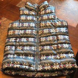 Kids puffy vest